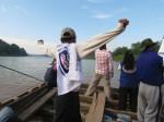 Periodistas en el rio Isib copy