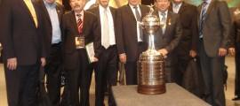 FBF sorteo de la copa 2012