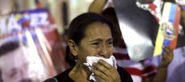 VENEZUELAN PRESIDENT HUGO CHAVEZ DIES